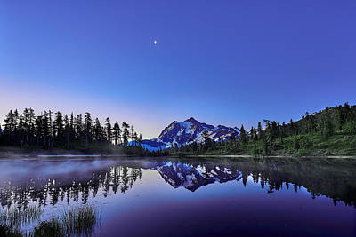 Photograph - Just Before The Day by Jon Glaser