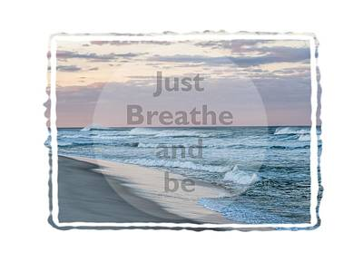 Photograph - Just Breathe And Be Beach  by Terry DeLuco