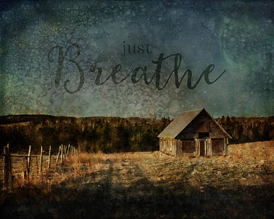 Photograph - Just Breathe by Christina VanGinkel