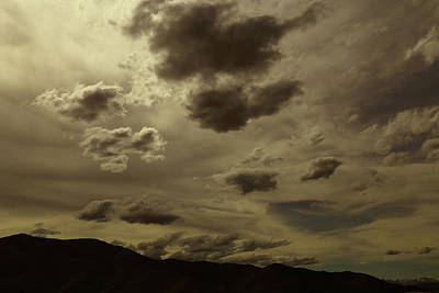 Photograph - Just Clouds by Nareeta Martin
