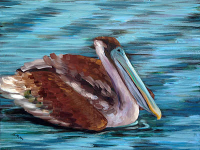 Painting - Just Cruisin by Suzanne McKee