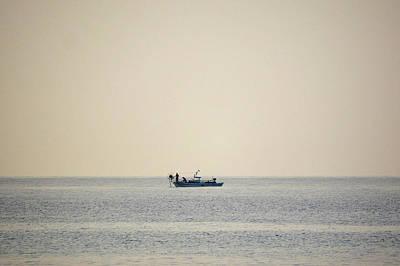 Photograph - Just Fishing by Jouko Lehto