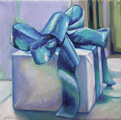 Painting - Just For You by Michel McNinch