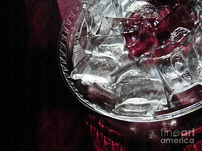 Photograph - Just Ice 3 by Sarah Loft