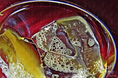 Photograph - Just Ice 4 by Sarah Loft