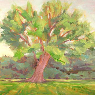 Painting - Just Mowed by Robie Benve