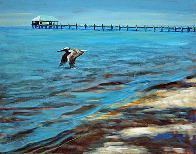 Painting - Just Passing By by Suzanne McKee