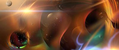 Loon Digital Art - Just Phor Phun 19 by Phil Sadler