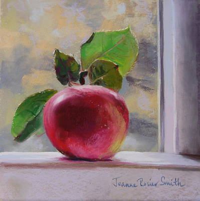 Just Picked Art Print by Jeanne Rosier Smith
