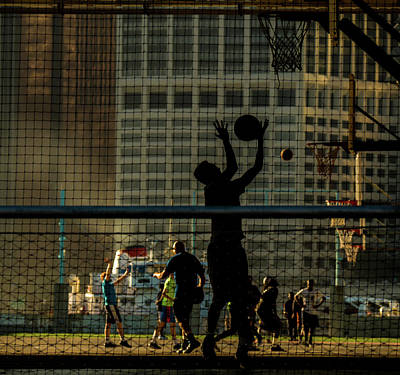 Photograph - Just Playing In The Park by Robin Zygelman