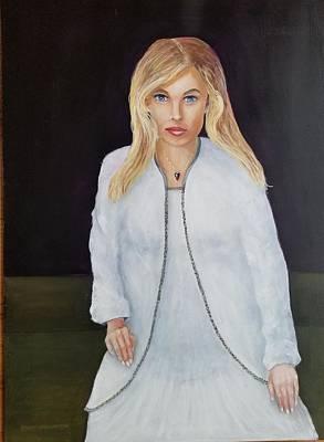 Painting - Just Posing by Robert Harrington