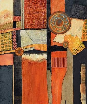 Painting - Just Rusted by Nancy Jolley