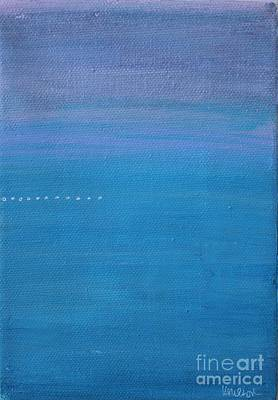 Painting - Just Under The Surface II by Kim Nelson