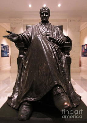 Wetmore Photograph - Justice John Marshall 2 by Randall Weidner