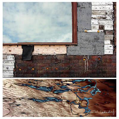 Juxtae #94 Art Print