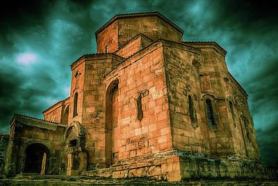 Photograph - Jvari Monastery Lr by Michael Damiani