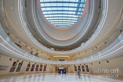 Moa Photograph - Jw Marriott Minneapolis Mall Of America I by Wayne Moran