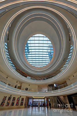 Moa Photograph - Jw Marriott Minneapolis Mall Of America II by Wayne Moran