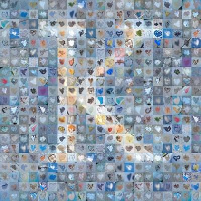 Digital Art - K In Cloud by Boy Sees Hearts