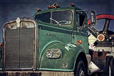 Photograph - K Nworth by Guy Whiteley