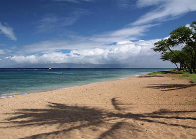 Photograph - Ka'anapali Beach - Maui by Rau Imaging