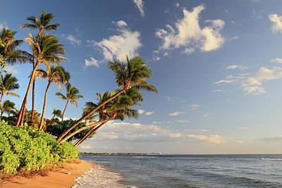 Photograph - Ka'anapali Beach Maui by Pierre Leclerc Photography