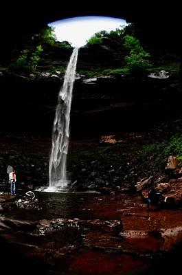 Photograph - Kaaterskill Falls by Cornelia DeDona