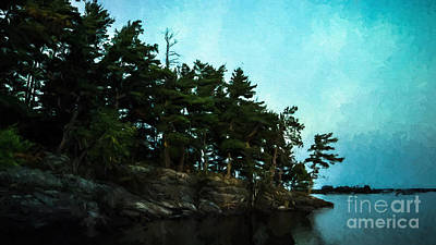Photograph - Kabetogama Shoreline by Lori Dobbs