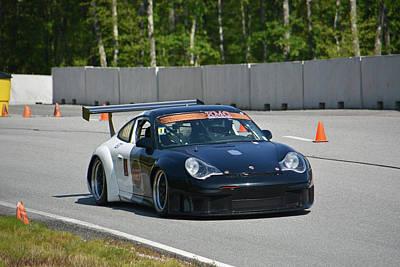 Photograph - Kachel Motor Company's Porsche by Mike Martin
