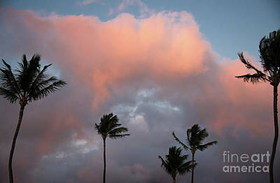 Photograph - Kahekili Beach Sunset by Kelly Wade