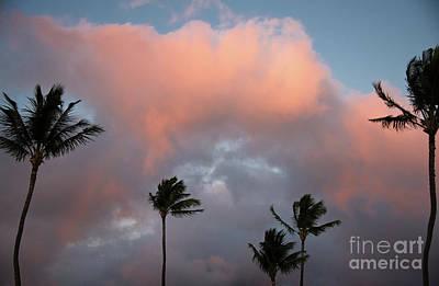 Photograph - Kahekili Beach Sunset by Kelly Wade