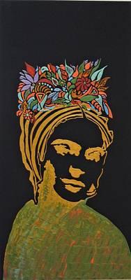 Fun Patterns - Kahlo by Kruti Shah
