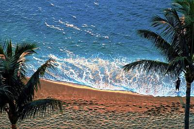 Photograph - Kahana Sea And Sand by Kirsten Giving