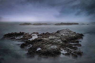 Photograph - Kaikoura Cliffs 2 by Martin Capek