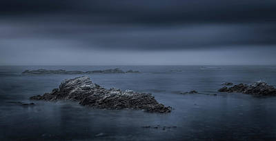 Photograph - Kaikoura Cliffs 3 by Martin Capek