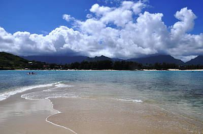 Photograph - Kailua Beach 2 by Andrew Dinh
