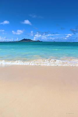 Kailua Beach Hawaii Art Print