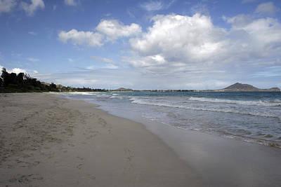 Kailua Beach, Oahu Art Print