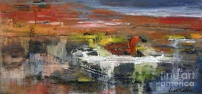 Kaiser Pond Art Print