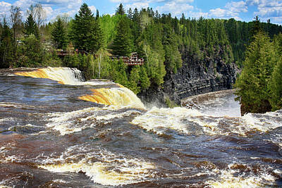 Photograph - Kakabeca Waterfall 2 by Tatiana Travelways
