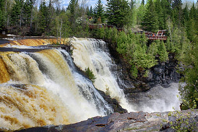 Photograph - Kakabeca Waterfall by Tatiana Travelways