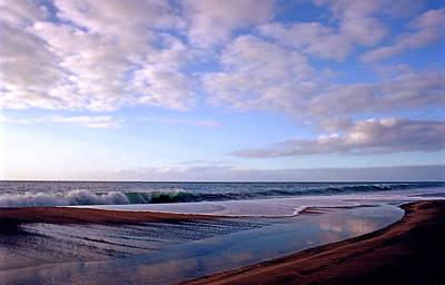 Kalalau Beach Photograph - Kalalau Beach Kauai by Kevin Smith