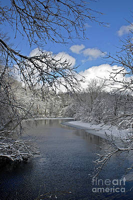 Photograph - Kalamazoo River by Randy Pollard