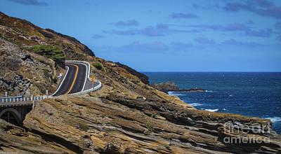 Photograph - Kalanianaole Highway by Mitch Shindelbower