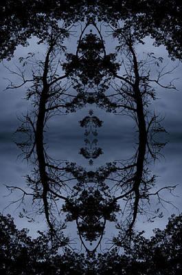 Photograph - Kaleidoscope 2 by Gregory Moon