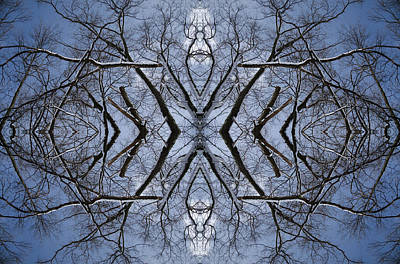 Photograph - Kaleidoscope 4 by Gregory Moon