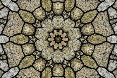 Digital Art - Kaleidoscope 77302 by Kristalin Davis