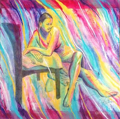 Painting - Kaleidoscope by Jaswant Khalsa