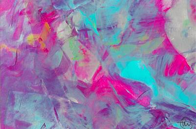Painting - Kaleidoscope by Monica Martin