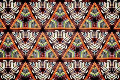 Photograph - Kaleidoscope V by Elizabeth Hoskinson